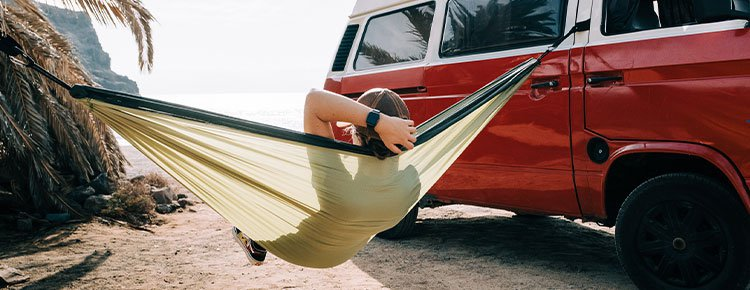 Travel hammocks